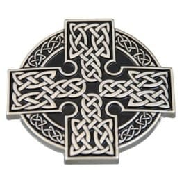 Circle Cross Buckle