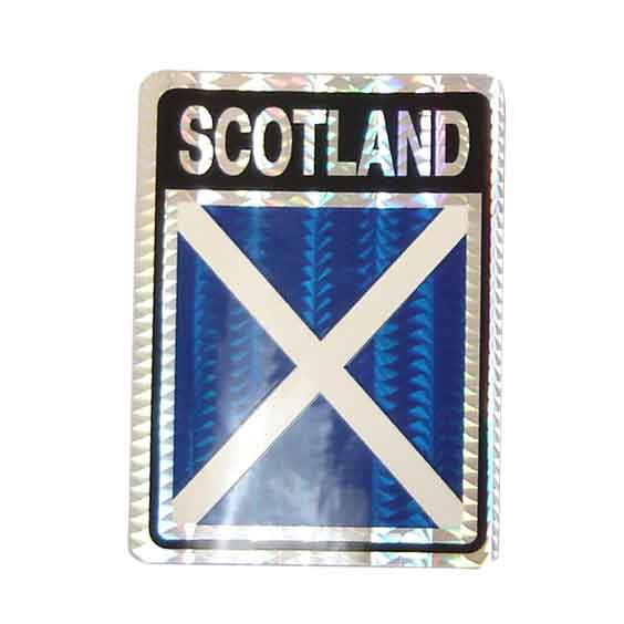 St. Andrews Cross - Deluxe Foil